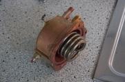 New heatingelement installed